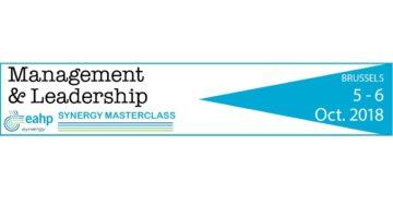 EAHP: Rejestracja udziału w Synergy Masterclass wciąż otwarta!