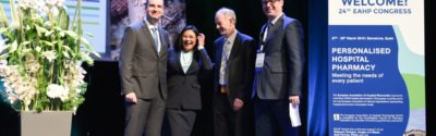 Relacja z 24. Kongresu Europejskiego Stowarzyszenia Farmaceutów Szpitalnych