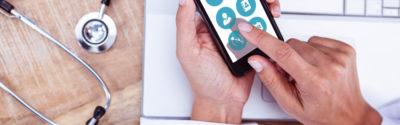 Aplikacje mobilne w trosce o pacjenta szpitalu – przykłady z Polski i świata