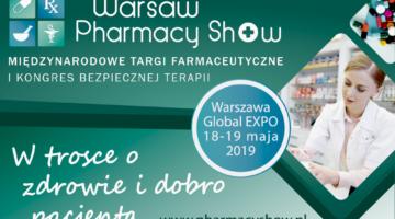 Warsaw Pharmacy Show - relacja z wydarzenia