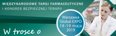 Zapraszamy na Warsaw Pharmacy Show!