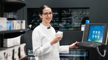 Robotyzacja aptek inwestycją na lata?