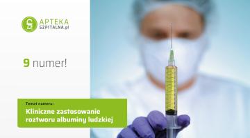 Najnowszy numer magazynu AptekaSzpitalna.pl