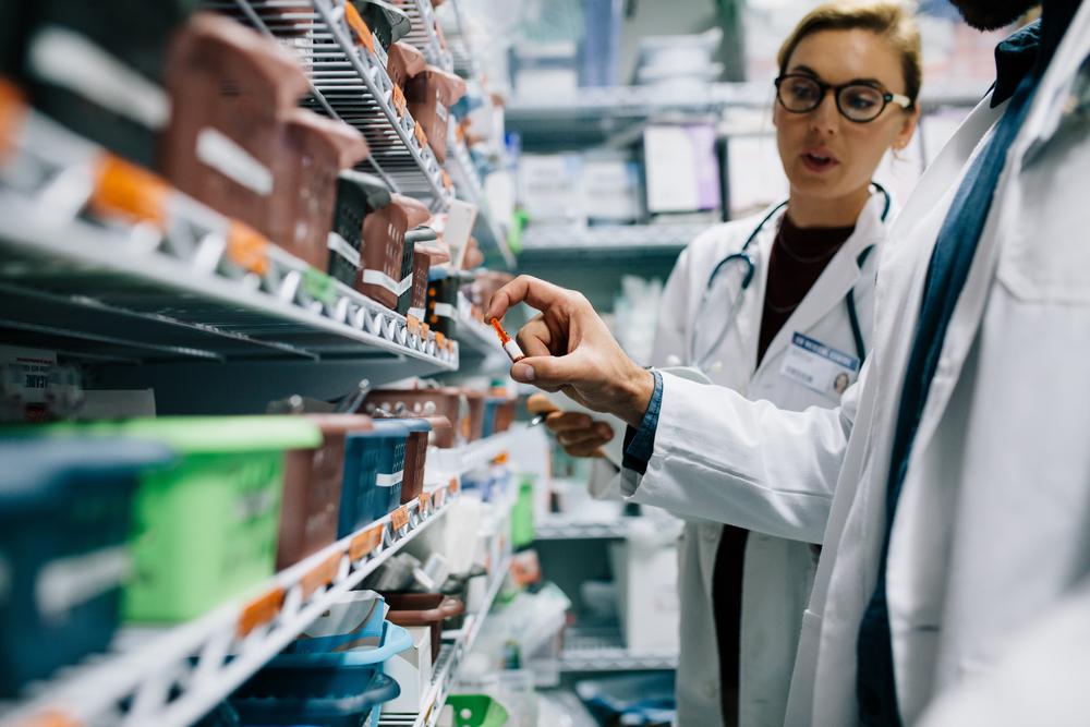 GIF zdecydował o wycofaniu z obrotu na terenie Polski dwóch serii Flutixon Neb - w dawkach 0,5 mg/2 ml i 2 mg/2 ml (fot. Shutterstock).